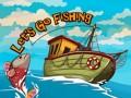 Ігри Let`s go Fishing