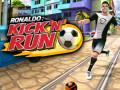 Ігри Cristiano Ronaldo Kick`n`Run