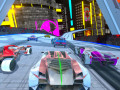 Ігри Cyber Cars Punk Racing
