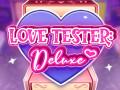 Ігри Love Tester Deluxe