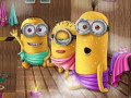 Ігри Minions Realife Sauna