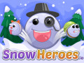 Ігри SnowHeroes.io