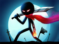 Ігри Stickman Fighter: Space War