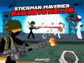 Ігри Stickman Maverick: Bad Boys Killer