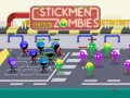 Ігри Stickmen vs Zombies