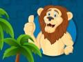Ігри Strong Lions Jigsaw