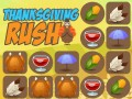 Ігри Thanksgiving Rush