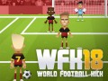 Ігри World Football Kick 2018